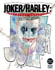 JOKER HARLEY CRIMINAL SANITY SECRET FILES #1