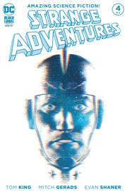 STRANGE ADVENTURES #4 (OF 12) EVAN SHANER VAR ED (MR)