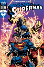 SUPERMAN #24 - Packrat Comics