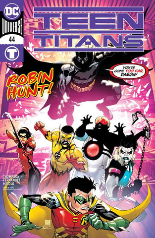 TEEN TITANS #44 - Packrat Comics