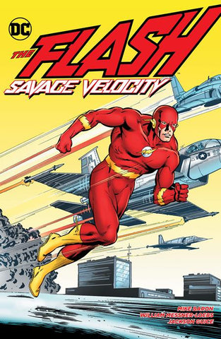 FLASH SAVAGE VELOCITY TP - Packrat Comics