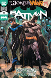 BATMAN #99 CVR A JORGE JIMENEZ (JOKER WAR) - Packrat Comics