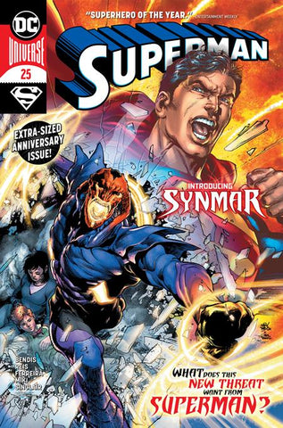 SUPERMAN #25 CVR A IVAN REIS - Packrat Comics