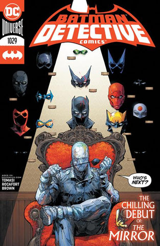 DETECTIVE COMICS #1029 - Packrat Comics