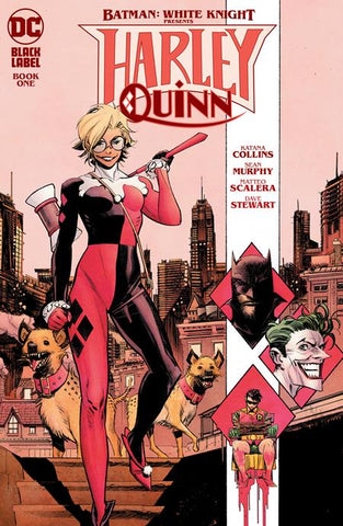 BATMAN WHITE KNIGHT PRESENTS HARLEY QUINN #1 (OF 8) (RES)
