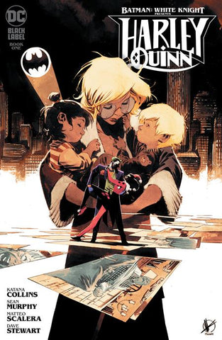 BATMAN WHITE KNIGHT PRESENTS HARLEY QUINN #1 (OF 8) M SCALER - Packrat Comics