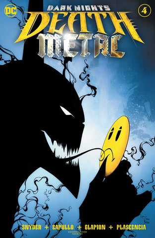 DARK NIGHTS DEATH METAL #4 (OF 6) - Packrat Comics
