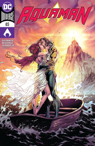 AQUAMAN #65 - Packrat Comics