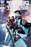 TEEN TITANS #47 - Packrat Comics