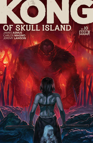 KONG OF SKULL ISLAND #10 - Packrat Comics