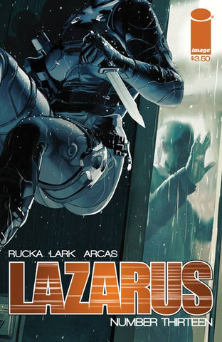 LAZARUS #13 (MR) - Packrat Comics