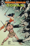 WONDER WOMAN CONAN #5 (OF 6) - Packrat Comics