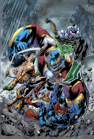 JUSTICE LEAGUE #21 - Packrat Comics