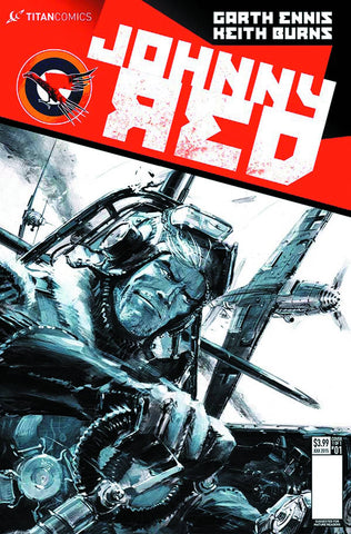 Johnny Red #1 - Packrat Comics