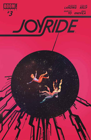 JOYRIDE #3 - Packrat Comics