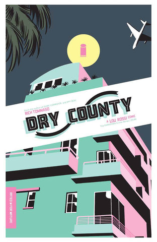 DRY COUNTRY #1 (OF 5) (MR) - Packrat Comics