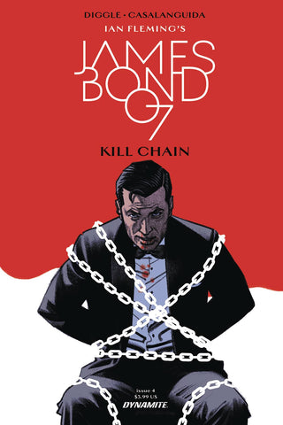 JAMES BOND KILL CHAIN #4 (OF 6) CVR A SMALLWOOD - Packrat Comics