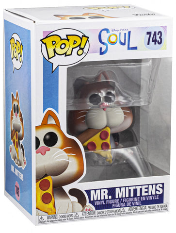Funko POP Disney: Soul – Mr. Mittens - Packrat Comics