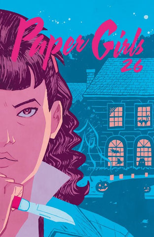 PAPER GIRLS #26 - Packrat Comics