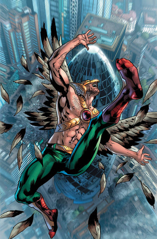 HAWKMAN #10 - Packrat Comics