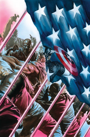 CAPTAIN AMERICA #9 - Packrat Comics
