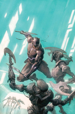 BLACK PANTHER #10 - Packrat Comics