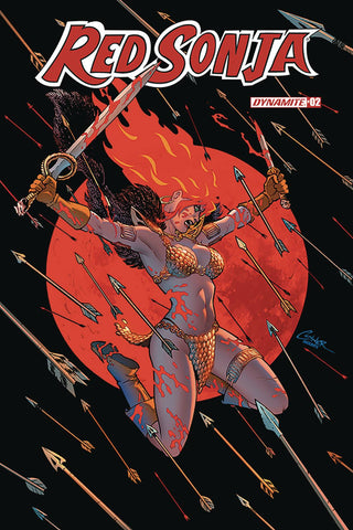 RED SONJA #2 CVR A CONNER - Packrat Comics