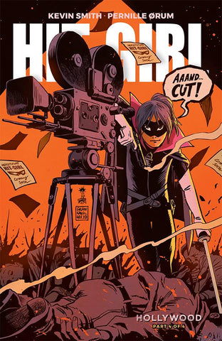 HIT-GIRL SEASON TWO #4 CVR A FRANCAVILLA (MR) - Packrat Comics
