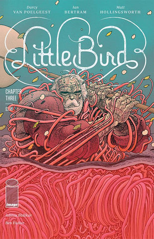 LITTLE BIRD #3 (OF 5) (MR) - Packrat Comics