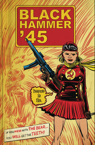 BLACK HAMMER 45 FROM WORLD OF BLACK HAMMER #3 CVR A KINDT - Packrat Comics