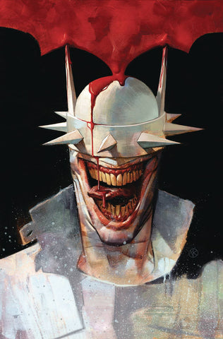 BATMAN WHO LAUGHS #5 (OF 6) VAR ED - Packrat Comics