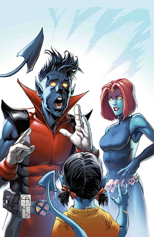 AGE OF X-MAN AMAZING NIGHTCRAWLER #4 (OF 5) - Packrat Comics