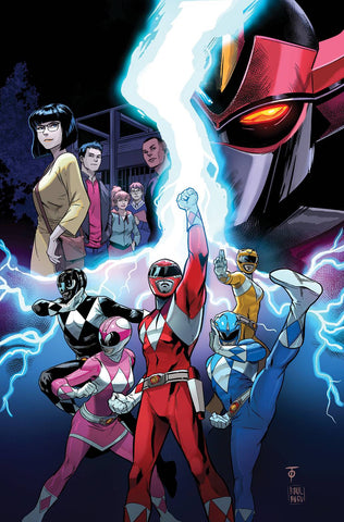 GO GO POWER RANGERS #20 MAIN & MIX (C: 1-0-0) - Packrat Comics
