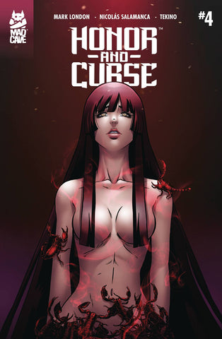 HONOR AND CURSE #4 (OF 6) - Packrat Comics