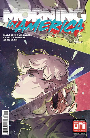 MORNING IN AMERICA #3 - Packrat Comics