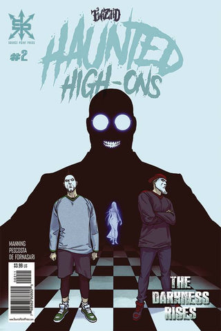 TWIZTID HAUNTED HIGH ONS DARKNESS RISES #2 (MR) - Packrat Comics