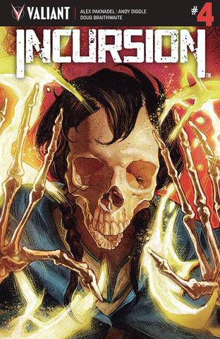 INCURSION #4 (OF 4) CVR B GUEDES - Packrat Comics