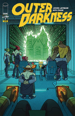 OUTER DARKNESS #7 (MR) - Packrat Comics