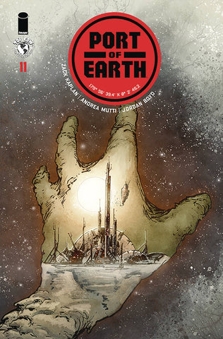 PORT OF EARTH #11 - Packrat Comics