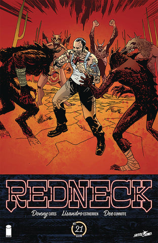 REDNECK #21 (MR) - Packrat Comics