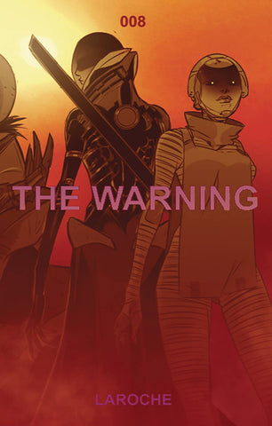 WARNING #8 (MR) - Packrat Comics
