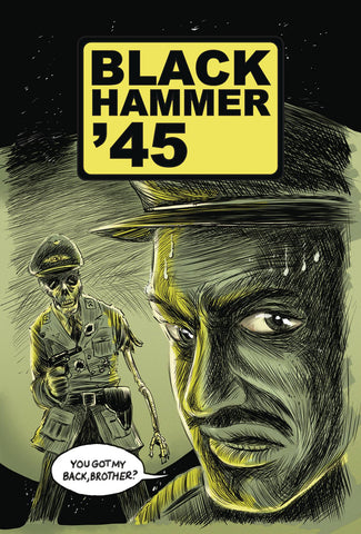 BLACK HAMMER 45 FROM WORLD OF BLACK HAMMER #4 CVR A KINDT - Packrat Comics