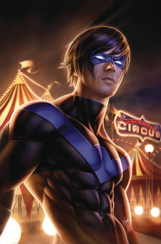NIGHTWING #61 VAR ED - Packrat Comics