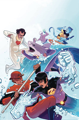 WONDER TWINS #5 (OF 6) - Packrat Comics