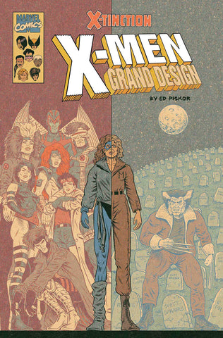 X-MEN GRAND DESIGN X-TINCTION #2 (OF 2) - Packrat Comics