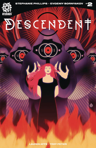 DESCENDENT #2 - Packrat Comics