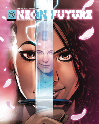 NEON FUTURE #4 (OF 6) CVR B RAAPACK (MR) - Packrat Comics