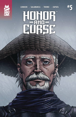 HONOR AND CURSE #5 (OF 6) - Packrat Comics