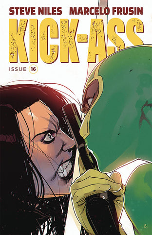 KICK-ASS #16 CVR C BENGAL (MR) - Packrat Comics