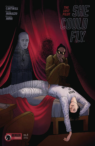 SHE COULD FLY LOST PILOT #4 (OF 5) (MR) - Packrat Comics